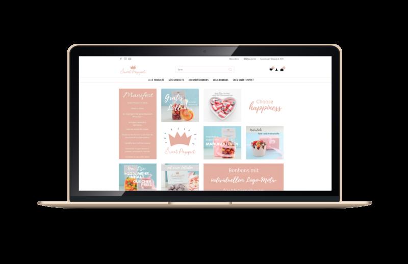 Onlineshop Kurs Julia Heisler